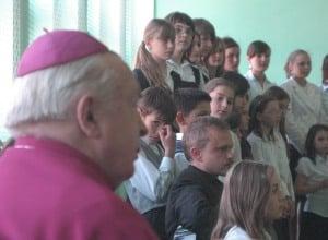 Biskup odwiedził Klęczany – Galeria zdjęć