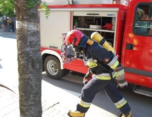 Dym pojawił się tuż po zamknięciu –  relacja VIDEO