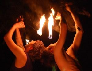 Igrali z ogniem – galeria ZDJĘĆ