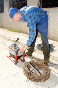 Podpaski i ogórki  w kanalizacji