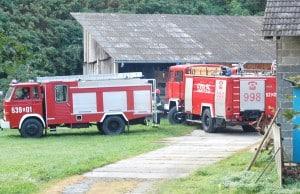 Pożar od instalacji