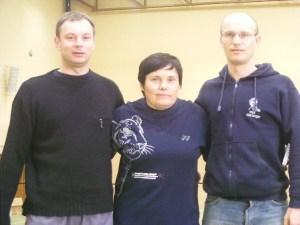 Szkoliła ich trener kadry Polski – galeria ZDJĘĆ
