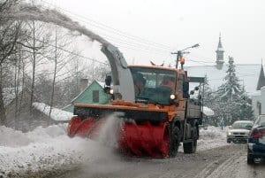 Zima kosztuje gminy więcej niż planowały