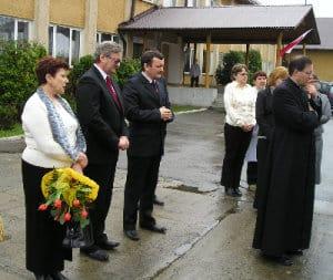 Dąb przypomni policjanta zamordowanego przez NKWD – galeria ZDJĘĆ