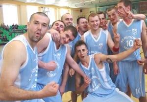 Koszykarz z Ropczyc w drugiej lidze