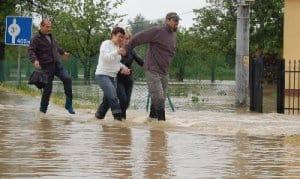 Powódź w Ropczycach i Witkowicach 17.05 10 – galeria ZDJĘĆ, relacja VIDEO
