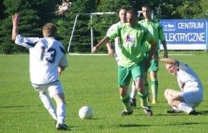 Ligowe wyniki piłkarskie i siatkarskie –  23.24.10.2010.