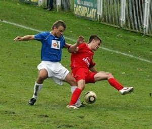 Wyniki piłkarskie drużyn młodzieżowych – 27.09. – 1.10.2010.