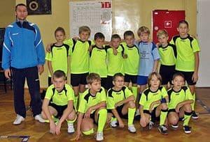 Soccer zaczął grać w turniejach