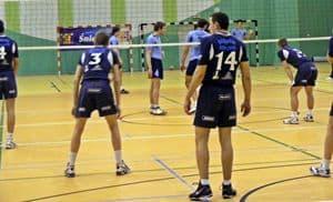 Na koniec rundy zasadniczej Extrans Patria przegrała w Krakowie, a Błękitni zwyciężyli w Krośnie
