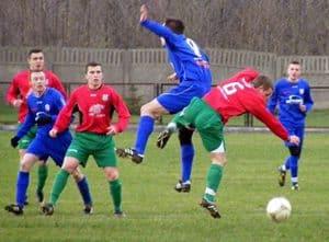 Rezultaty piłkarskich gier ligowych – 16,17,18,20 kwietnia