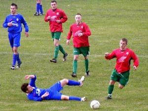 Wyniki ligowe powiatowych drużyn  piłkarskich – 13-20 maja
