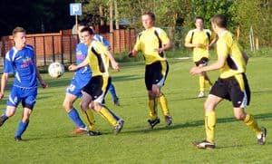 Wyniki ligowych gier zespołów piłkarskich – 21-27 maja