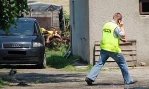 Mechanik zginął w Kozodrzy