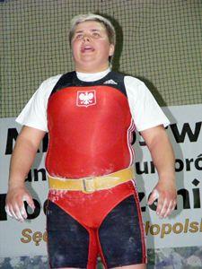 Magda dźwigała w mistrzostwach świata