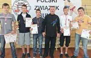 Nasi na podium Pucharu Polski