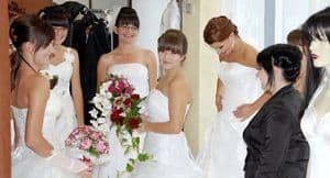 Pierwsze targi ślubne – wystawcy zadowoleni, odwiedzający zachwyceni – galeria ZDJĘĆ