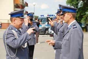 Nowy policjant wstępuje w szeregi – galeria ZDJĘĆ