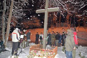 Ruszyli spod krzyża w Ropczycach – galeria ZDJĘĆ