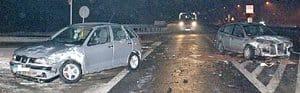 Dziecko ranne,  a GDDKiA od lat ignoruje niebezpieczeństwo na skrzyżowaniu