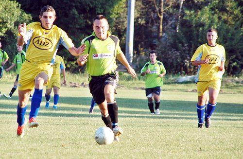 Fotorelacja z meczu Inter Gnojnica -Olchovia Olchowa (13-0)