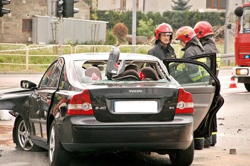 Aż sześć osób rannych na obwodnicy – galeria ZDJĘĆ