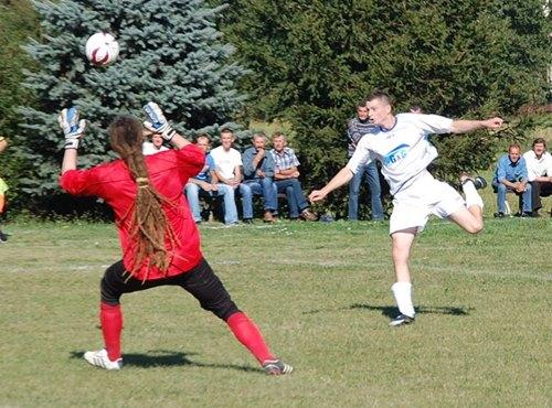 Fotorelacja z meczu Olimpia Nockowa – Olchovia Olchowa (2-2)