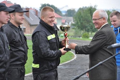 OSP Kozodrza wygrała zawody strażaków – galeria ZDJĘĆ