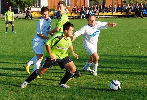 Inter Gnojnica – Olimpia Nockowa 1-1 – galeria ZDJĘĆ