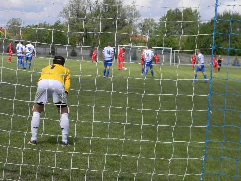 Lechia Sędziszów – Błękitni Ropczyce 0-2 – galeria ZDJĘĆ