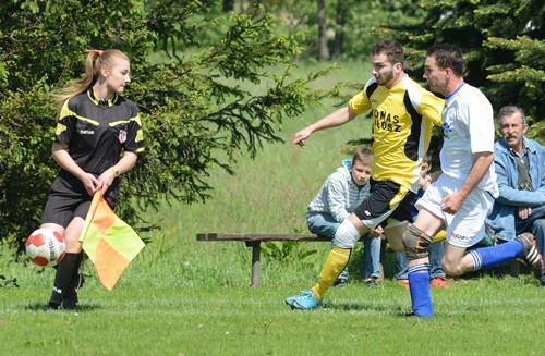 Olimpia Nockowa – LKS Stasiówka 2-1 – galeria ZDJĘĆ