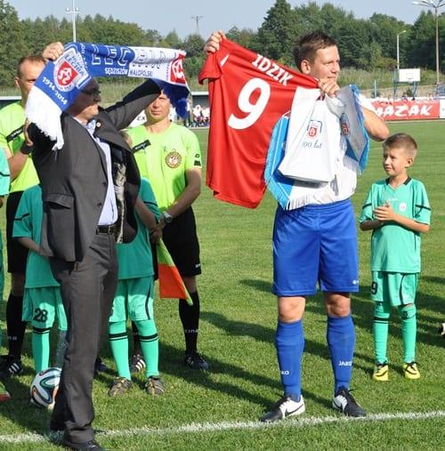 Lechia – Wisła 0-6 na jubileusz 100-lecia sędziszowskiego klubu – galeria ZDJĘĆ