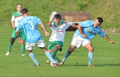 LKS Ostrów – Inter Gnojnica 1-0 – galeria ZDJĘĆ