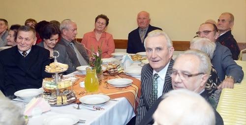 Dzień Seniora w Wiercanach – ZDJĘCIA