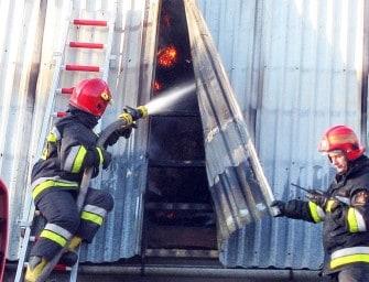 Pożar za pożarem – ZDJĘCIA