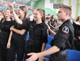 Przywitali symbole Światowych Dni Młodzieży –  ZDJĘCIA