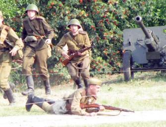 Militarna niedziela w Bliźnie – ZDJĘCIA