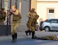 W Ropczycach znowu strzelali – ZDJĘCIA i VIDEO