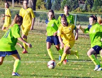 Sokół Kolbuszowa – Inter Gnojnica 4:0 (juniorki) – ZDJĘCIA