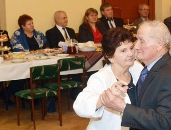 Seniorzy bawili się w Wiercanach – ZDJĘCIA