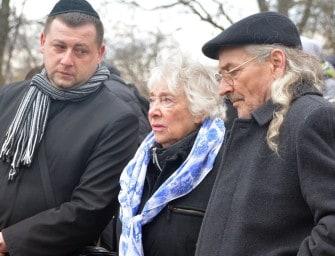 Modlili się za ofiary Holokaustu – ZDJĘCIA