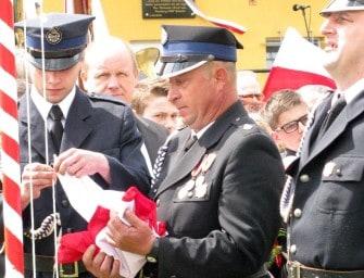 W Nawsiu rocznica konstytucji i strażaków – ZDJĘCIA