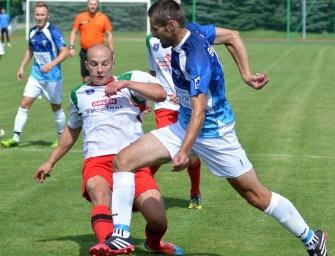 Błękitni Ropczyce – Kolbuszowianka 3-0 – ZDJĘCIA