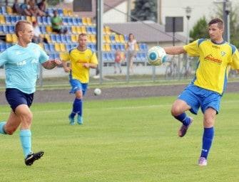 Sokół Krzywa – Piast Wolica Piaskowa 4-0 – ZDJĘCIA