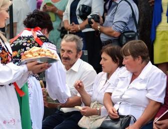 Odpust i dożynki w Wielopolu Skrzyńskim – ZDJĘCIA