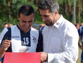 Pożegnalny mecz Roberta Proczka – ZDJĘCIA