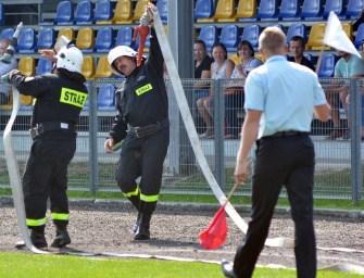 Strażacy z OSP rywalizowali w Sędziszowie – ZDJĘCIA