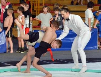 Andrzejkowy turniej mini sumo w Ropczycach – ZDJĘCIA