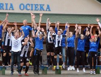 Victoria Ocieka awansowała do klasy okręgowej
