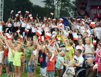Bawili się patriotycznie – ZDJĘCIA